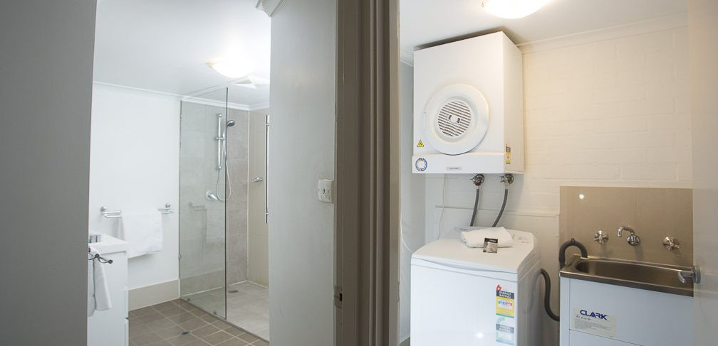 Oxley Court Serviced Apartments Laundry